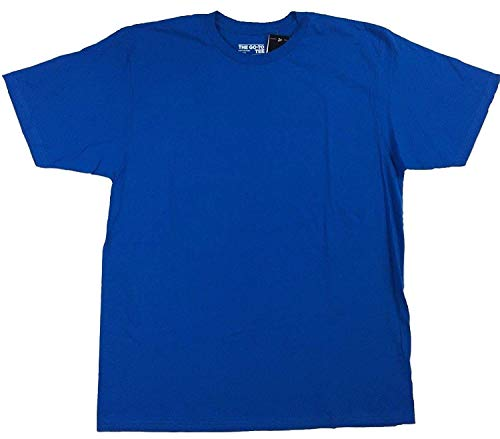 adidas Youth Short Sleeve Blackout No Logo The GO-to Tee,X-Large-Youth, Dark Blue f12