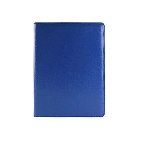 【 Befix 】クリップボード ビジネス手帳 (BLE) A4 PUレザー 多機能 多収納 多ポケット システム手帳 カバーノートiPhoneに対応可能 (ブルー)
