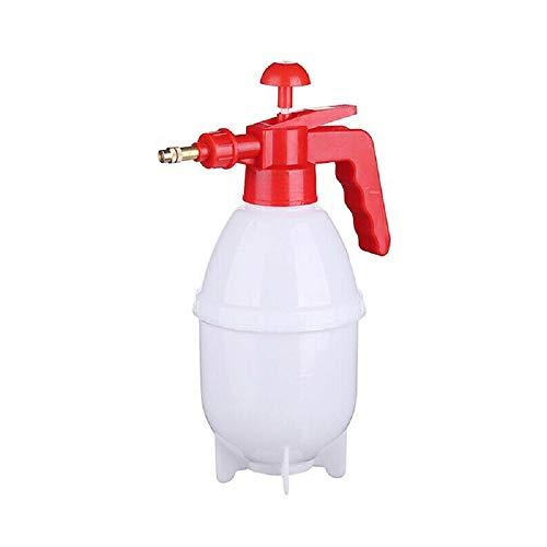 Xiaolan Pulverizador de mano de 1,5 litros, botella de spray portátil de jardín, hervidor de agua, herramienta de riego para jardinería, fertilización, limpieza, pulverización