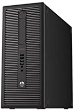 HP ProDesk 600 G1 Tower PC Multitasking Windows 10 Computer (Intel i5 up to 3.6 GHz, 16GB DDR3 RAM, 128GB SSD+240GB SSD+2T...