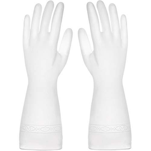 Best Prices! vbdiruiei Dish Washing Gloves Odorless Silicone Scrubber Clean Gloves Household Cleanin...