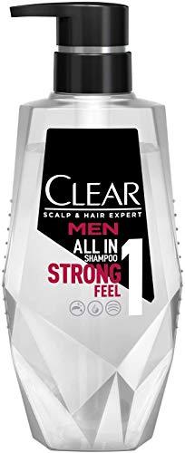 clear(クリア) クリアフォーメン オールインワンシャンプー ポンプ 350g