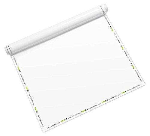 Taktifol Universal | Selbsthaftende Whiteboard Folie trocken abwischbar wiederverwendbar