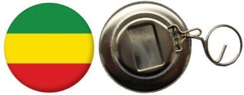 Flaschenöffner Flagge Fahne Äthiopien - 58mm