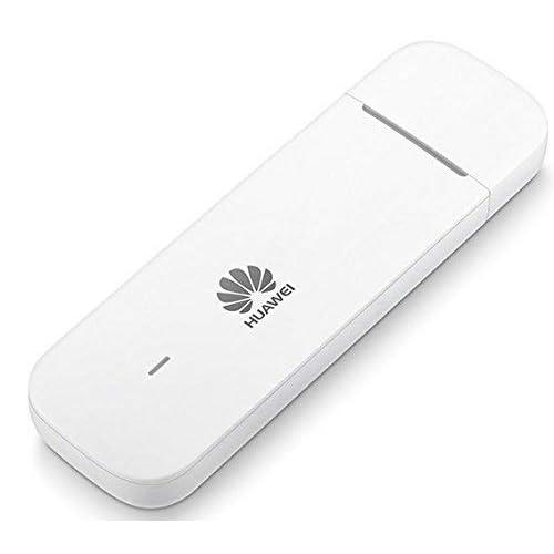 Huawei E3372 Dongle 4G Wi-FI + Batterie de Secours Blanc