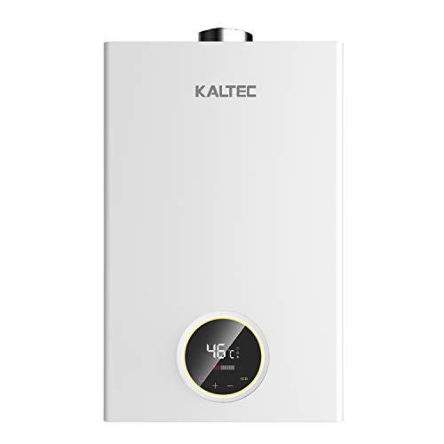 Kaltec 11N Calentador de Agua de Gas Natural Calentador de Agua Calentador de Agua Automático Calentador de Agua Instantáneo Natural Gas Water Heater (11L)