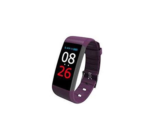 Tedbear Pulsera inteligente Frecuencia cardíaca Presión arterial Oxímetro de oxígeno Reloj deportivo Pulsera inteligente for iOS/Android