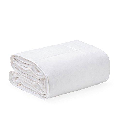 Sancarlos Relleno nórdico, Blanco, Cama 150-240 x 220 cm