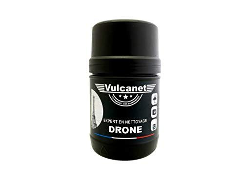 Vulcanet - Limpiador desengrasante Drone (70 unidades)