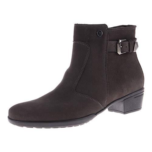 Hartjes Damenschuhe Stiefel XS City Boot Weite G Smoke 1677214 (4.5 UK)