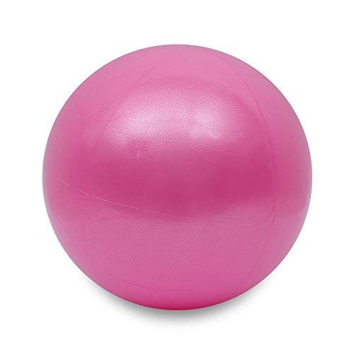 YSCYLY Sitzball Gymnastikball,25cm Glatte Yoga Bälle,FüR Geburt RüCkbildung Beckenbodentraining & Fitness Anti-Burst