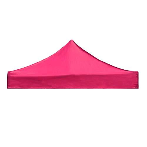 Accesorios de la tienda de dosel de reemplazo al aire libre Cubierta Oxford superior Camping Beach Garden Gazebo Sombrilla A prueba de UV Doble línea Costura Pesca Patio trasero Cubiertas superiores