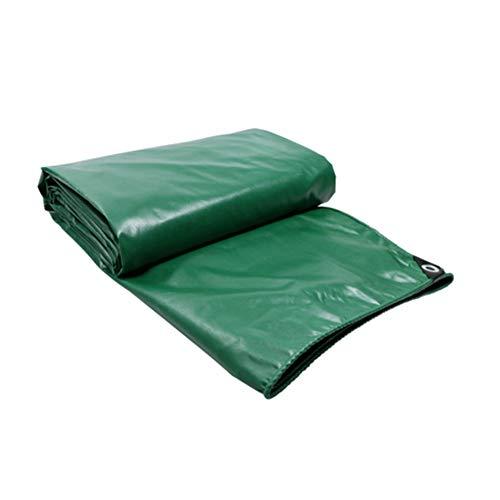 fang zhou Lona Impermeable Multiusos Material Trabajo Pesado Lona Impermeable a Prueba de roturas y desgarros Refugio de Lluvia de Emergencia, Cubierta para Exteriores y Uso