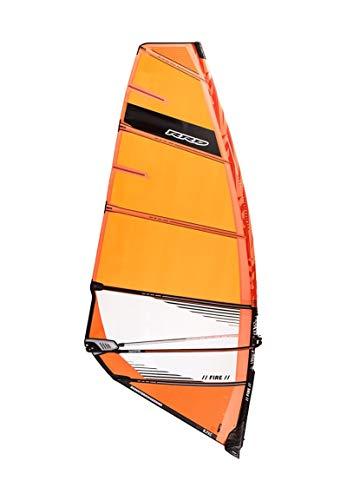 RRD Fire Windsurf - Vela 2020, Naranja, 8,4