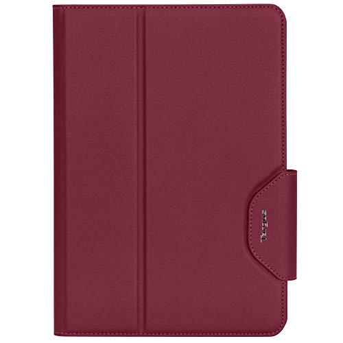 Targus VersaVu Case (Magnetic) for iPad (7th Gen) 10.2-Inch, iPad Air 10.5-Inch and iPad Pro 10.5-Inch, Burgandy (THZ85513GL)