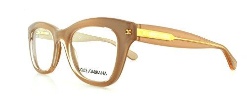gafas de ver Dolce & Gabbana 3177 Beige Cat-eye