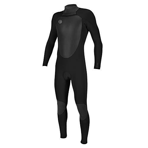 O'Neill O'; Riginal 5/4 mm winter koud water winter koud weer terug rits neopreen pak zwart diepzee - lichte stretch thermische voering