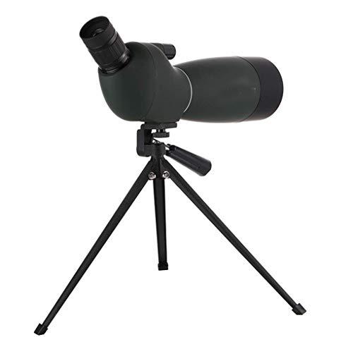 LXT PANDA Monocular Telescope,25-75x70mm HD Spotting Scope Waterproof Optics Zoom Fogproof Monocular Telescope with Tripod, for Target Shooting Hunting Bird Watching Wildlife Scenery.