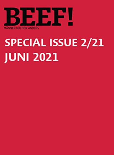 BEEF! Special Issue 2/2021: Bestseller: Steaks sonst nichts