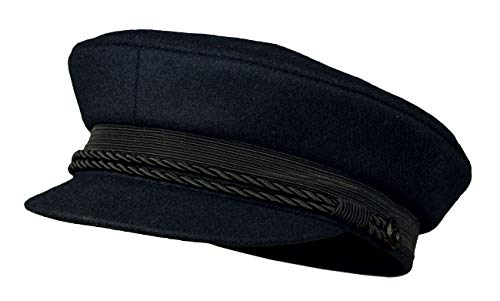 Berretto alla marinara, colore blu (33430070) Blau 55