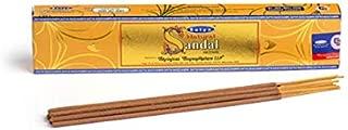 Natural Chandan Incense Sticks - 15 Gram - By Satya Nag Champa