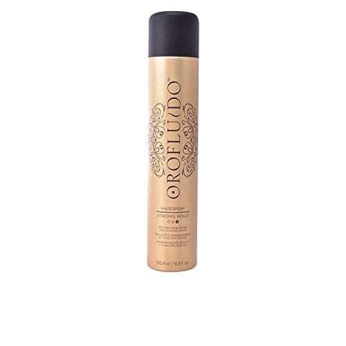 Orofluido Strong Hold Hairspray Haarspray Starker Halt und Glanz, 1er Pack (1 x 500 ml)