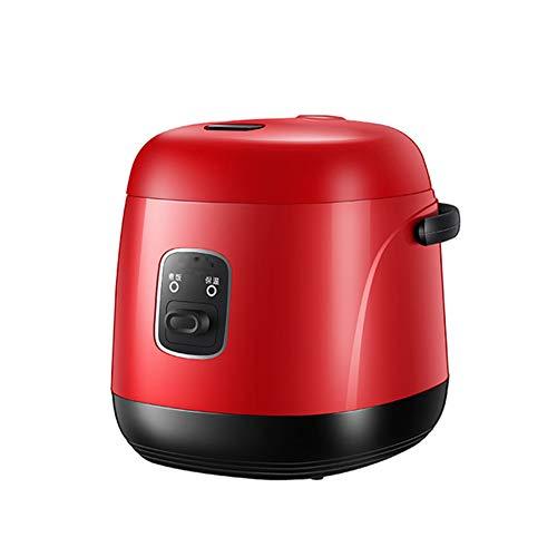Wenhua Mini-Reiskocher, Multifunktions-Elektro-Reiskocher Antihaft-Pfanne Haushalt, Kleine Kochmaschine Brei-Suppe 1,2 L Zubereiten