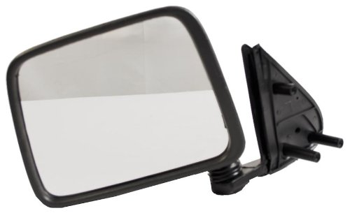 Sherman Replacement Part Compatible with Nissan-Datsun Pathfinder-Pickup Driver Side Mirror Outside Rear View (Partslink Number NI1320106)