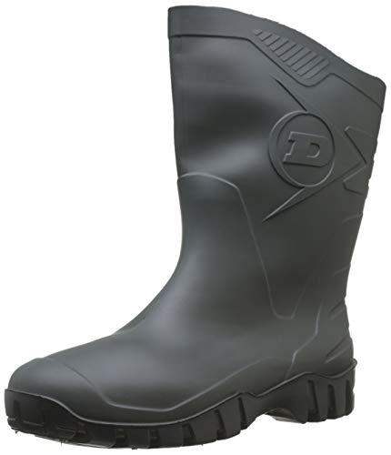 Dunlop Protective Footwear Dee  Unisex-Erwachsene Gummistiefel, Grün 43 EU