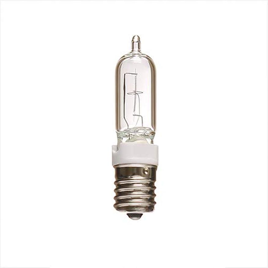 市場赤外線絶対の川上ランプ キセノンT型電球 約10%節電タイプ E17口金 60W形 875lm 【単品】 X100/110V54WE17/L