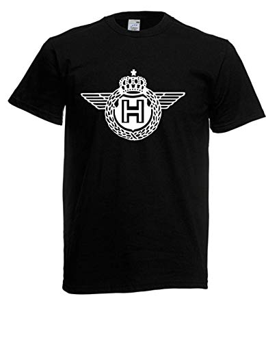 T-Shirt - Horex Oldtimer Horex Regina Horex Imperator (Schwarz, XXL)