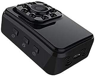 MicroSDカードで最大256GBまで対応可能 赤外線ライト8個付き 暗視搭載 操作簡単 広角150°レンズ 1080Pレンズ 動態検知撮影機能付き ミニカメラ 小型カメラ 防犯カメラ 隠しカメラ