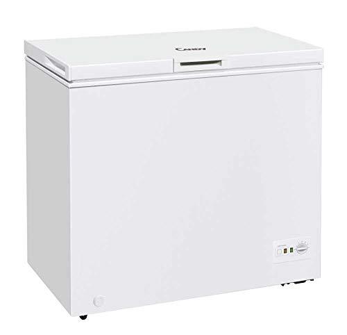 Candy CCHM 200 Congelatore Orizzontale, Capacità 197 litri, Colore Bianco, Classe energetica A+