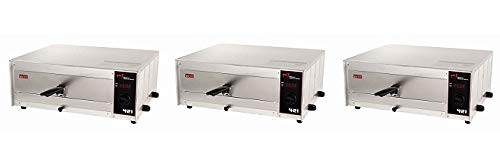 Wisco 421 Pizza Oven, LED Display (3-(Pack))