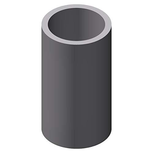 Profilrohr, Aluminium, außen rund Ø 55mm, innen rund Ø 45mm, Aluminium, 1000mm