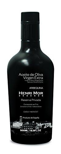 Henri Mor Aceite de Oliva Virgen Extra Reserva Privada 500ml