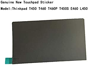 Compatible Replacement for Lenovo Thinkpad T450 T460 T460P T450S E460 L450 Touchpad Sticker 100mmx56mm