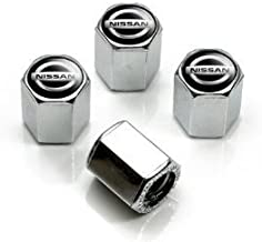 ue13130513 HYFML Tire Valve Caps for Nissan
