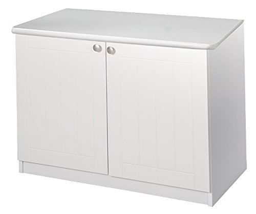Roba Dreamworld 3, jeugdkamerserie, verschillende meubelstukken verkrijgbaar Smal lowboard Einzelartikel wit