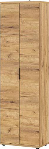 Germania Guardarropa, Engineered Wood, Navarra-Roble NB, 59 x 199 x 34 cm