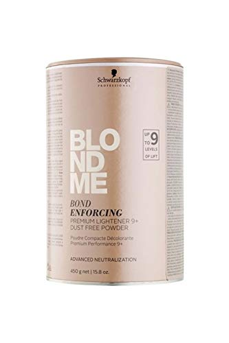 Schwarzkopf BlondMe Bond Enforcing Premium...