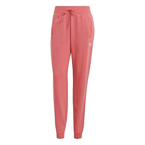 adidas Track Pant, Pantaloni della Tuta Donne, Hazy Rose, 44