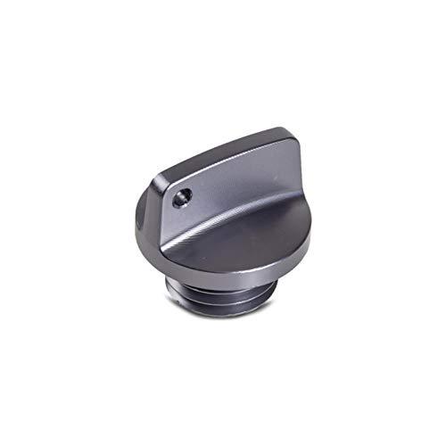 LONG M20 * 2.5 tapón de tapón de llenado de aceite FIT PARA YAMAHA YZ 65 80 125 / X 250 / X YZ250F YZ450F YZ250F YZ450F YZ250FX YZ450FX WR250F WR450F WR250R / X YZF WRF 250 450 ( Color : Titanium )