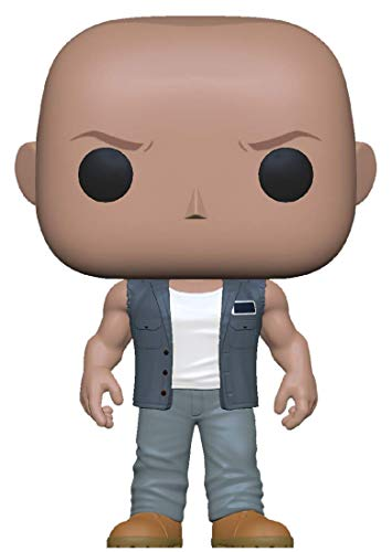 Funko- Pop Movies Fast and Furious Dominic (55226)