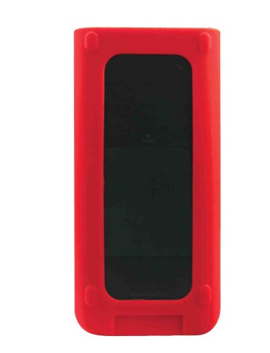 Guerrilla Silicone Case for Texas Instruments TI Nspire CX/CX CAS Graphing Calculator, Red Photo #2