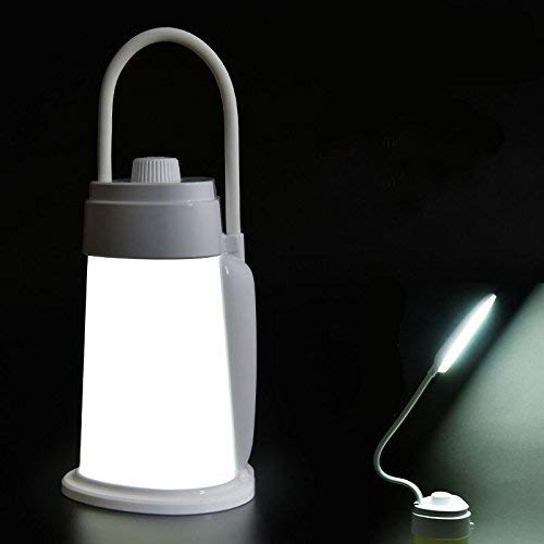 Kids Reading Light Study Desk Lamp for Students w/USB Charging - Portable and Rechargeable 3-12 Hour Battery Camping Tent Lantern Lights Bedroom Bedside Nightstand Lamp - Baby Toddler Night Light