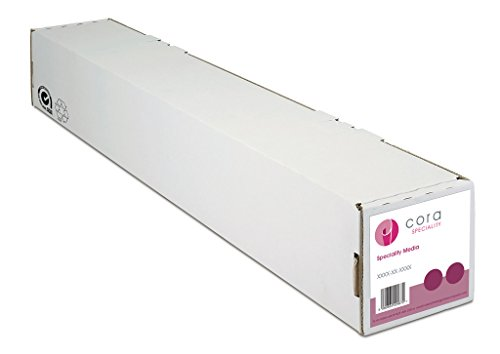 Cora 54 inch 215 microfoon matte backlit film 30m voor Roland Solvent Printers