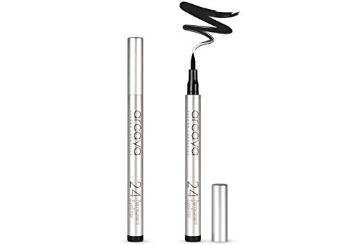 Arcaya Permanent Eyeliner 601 Black by Amy