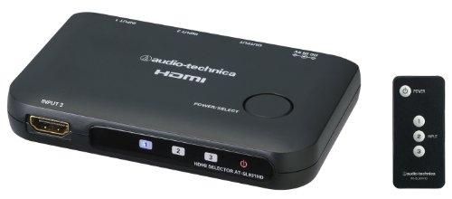 オーディオテクニカ HDMIセレクター AT-SL931HD