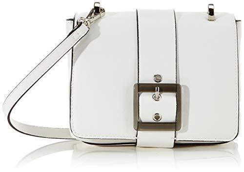MARCO TOZZI Damen 2-2-61017-24 Umhängetasche, Weiß (White), 7x14,5x18,5 cm